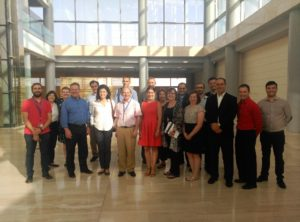 Air Force Research Laboratory visits IMDEA Materials Institute